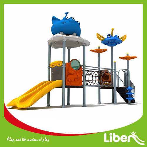 Galvanized Steel Pipe Outdoor Playground Company