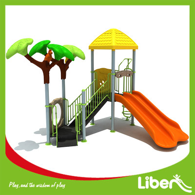 School Used Cheap Outdoor Mini Playground Equipment