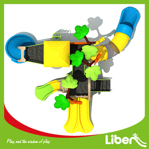 Commercial Outdoor Kids Playground Manufacturer
