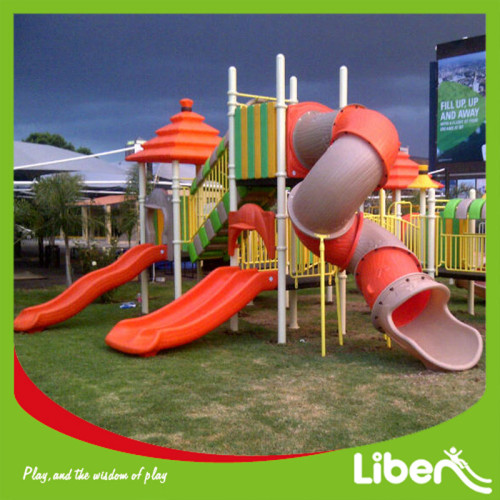 Straw House Kids Outdoor Playground Manufacturer