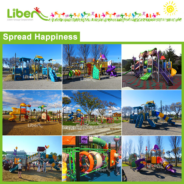 projiects of outdoor play playground design