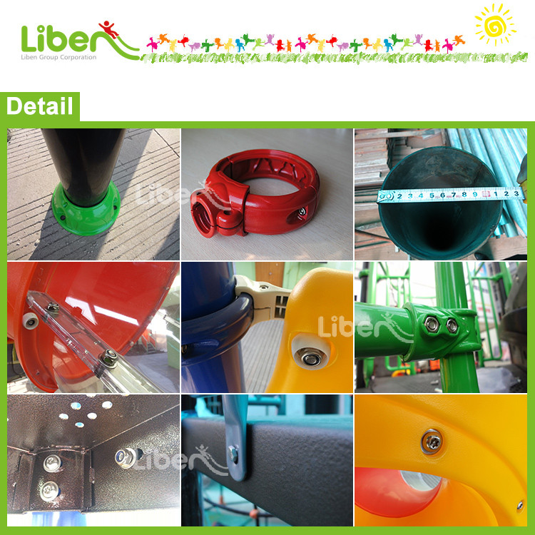 details of outdoor play playground design