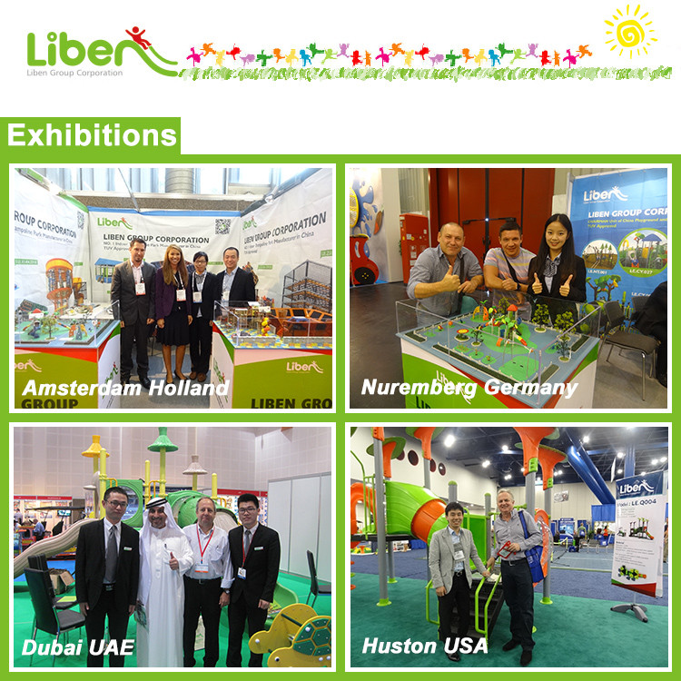 exhibitions of kids playground ideas provider