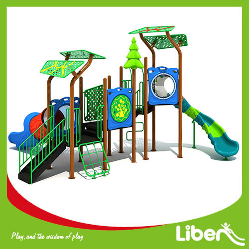 Preschool Outdoor Children Playground Manufacturer