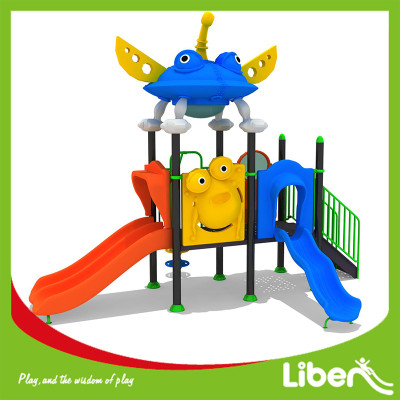 Alien Series Customized Outdoor Playground Equipment Supplier