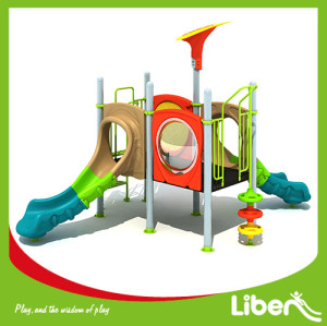 Outdoor Kids Playground Manufacturer