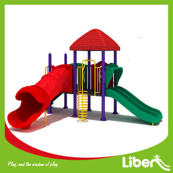 Outdoor Commercial Playground Manufacturer