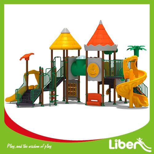 Children Commercial Outdoor Playground Manufacturer