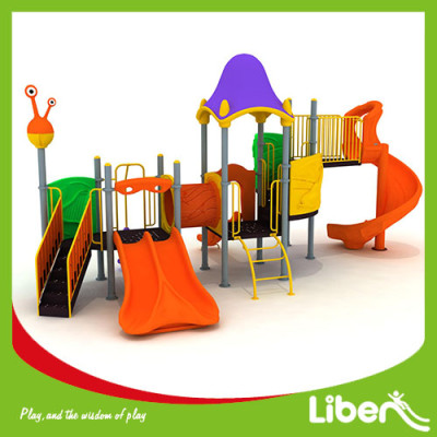 Commercial Outdoor Children Playground Equipment Manufacturer