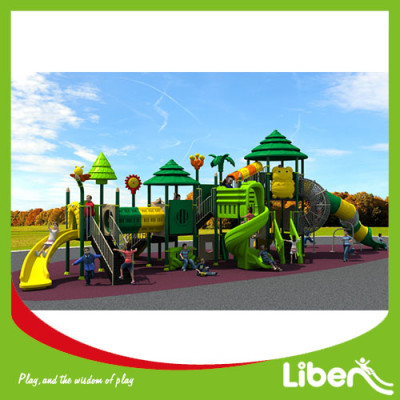 Outdoor Large Playground Manufacturer