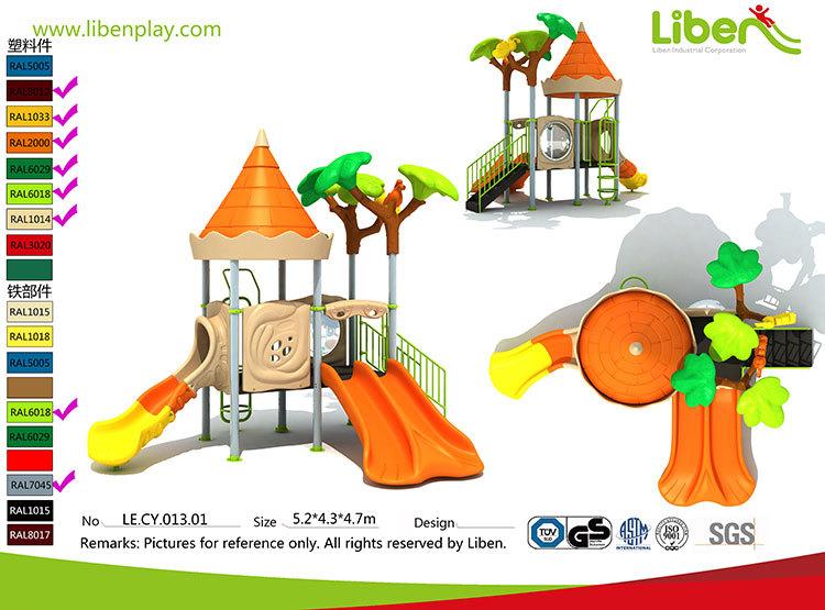 LE.CY.013.01 Garden Playground Supplier