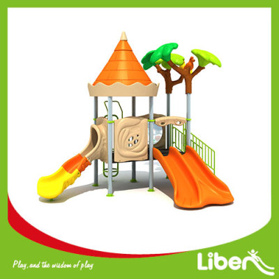 China Children Garden Playground Supplier