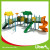 Outdoor Plastic Kids Playground Manufacturer