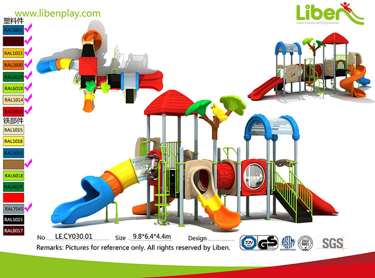LE.CY.030.01 Children Playground Supplier