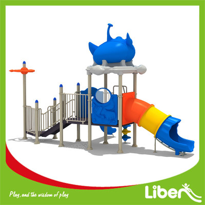 Outdoor Preschool Playground Equipment Designer