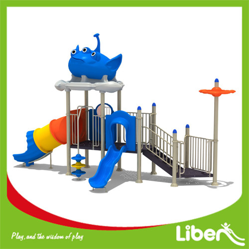 Outdoor Preschool Playground Equipment Designer