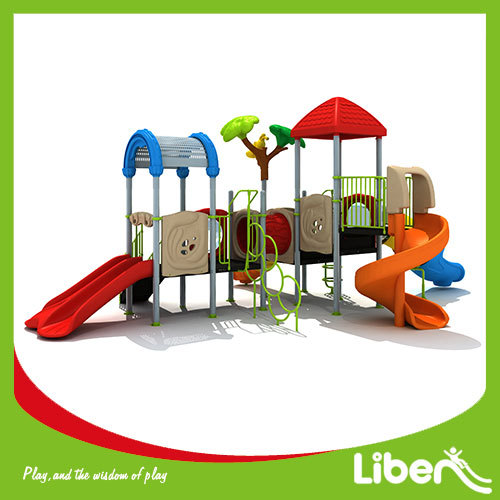 Outdoor Children Playground Supplier