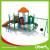 Outdoor Kids Plastic Playground Manufacturer