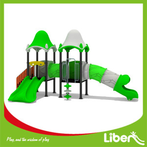 Portable Playground Equipment Builder