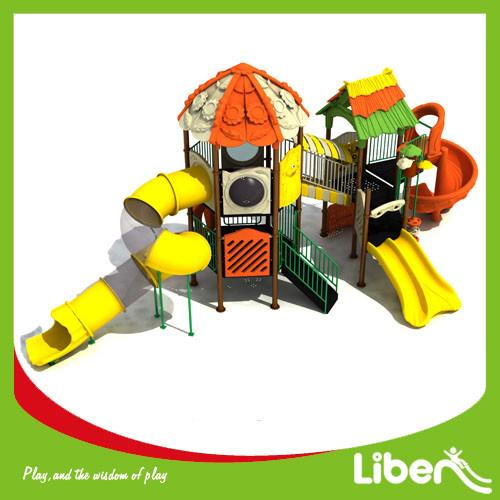 China Kids Outdoor Playground Equipment Manufacturer