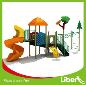 Commercial Children Outdoor Playground Manufacturer