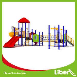 Outdoor Children Playground Manufacturer