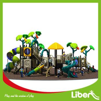 Professional Commercial Outdoor Playground Manufacturer