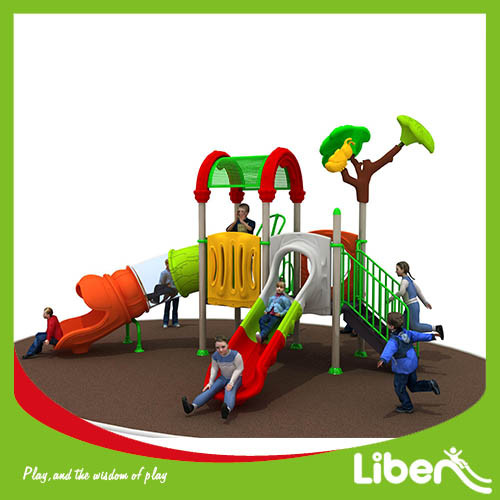 Professional Commercial Outdoor Playground Supplier