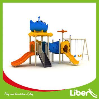 Novel Design Children Playground Equipment Supplier
