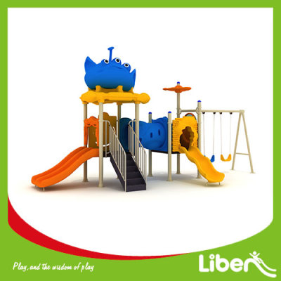 Novel Design Children Playground Equipment Supplier