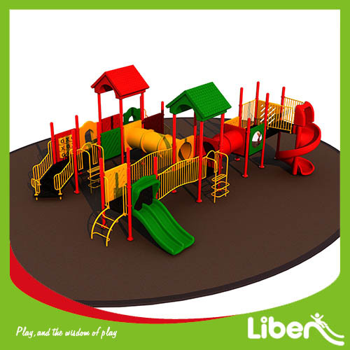 Professional Commercial Outdoor Playground Provider