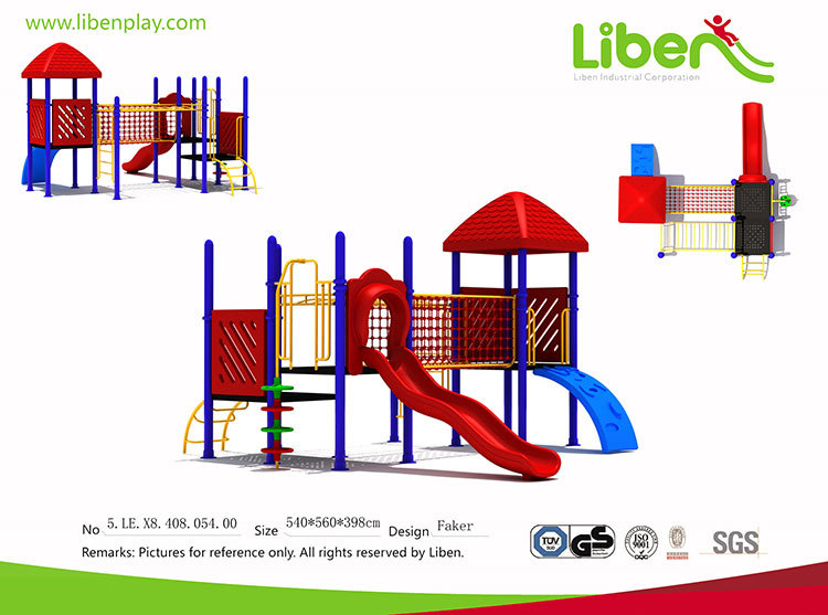 LE.X8.408.054.00 Kids Playground Manufacturer (1)