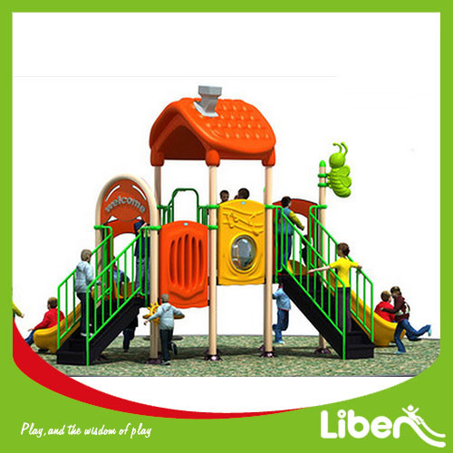 Professional Commercial Outdoor Playground Seller