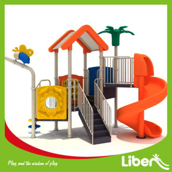 Professional Commercial Outdoor Playground Builder