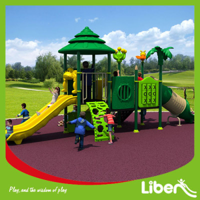 Professional Commercial Outdoor Playground Maker
