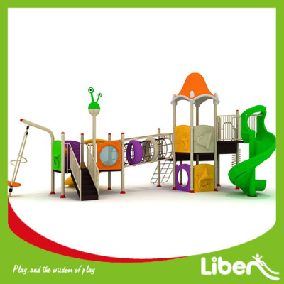 Professional Commercial Outdoor Playground Producer