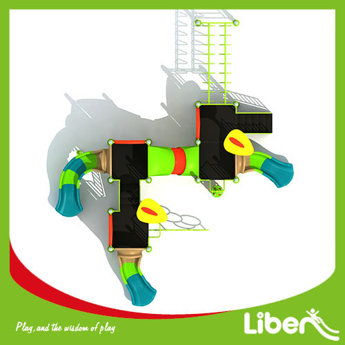 Professional Commercial Outdoor Playground Equipment