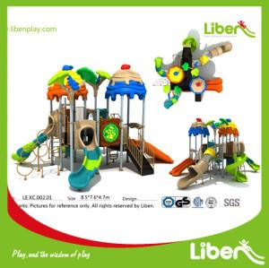 Children Professional Garden Playground Equipment Manufacturer