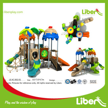 Children Professional Garden Playground Equipment Manufacturer