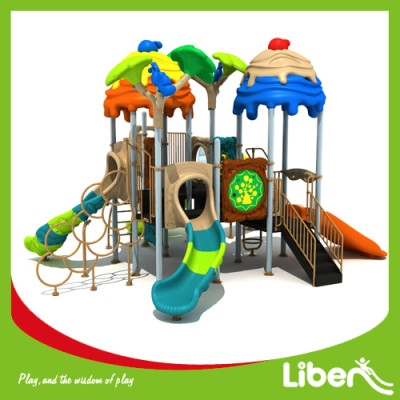 Children Top Preschool  Outdoor Play ground Equipment Supplier