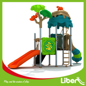 Children Top Park Outdoor Play Slide Manufacturer