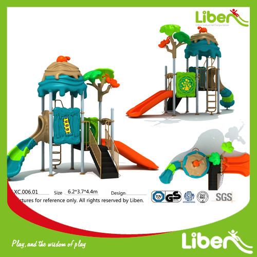 Children Top Park Outdoor Play Slide Manufacturer