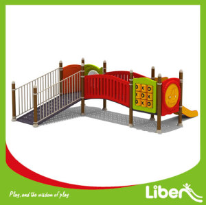 Outdoor Children Playground for the Disabled