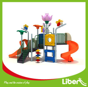 China Professional Children Outdoor Playground Seller