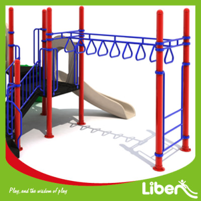 Kids Outdoor Monkey Bar Structure manufacturer