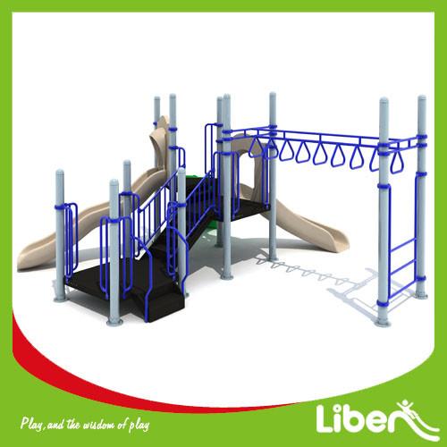 kids plastic outdoor park equipment factory