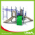 kids plastic outdoor play systems supplier