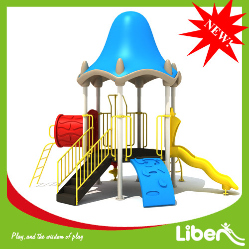 Israel Style plastic outdoor kids play equipment for sale