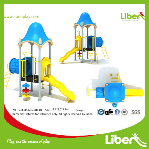 Israel Style plastic outdoor toddler playground provider