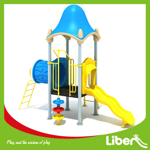 Israel Style plastic outdoor playground park manufacturer
